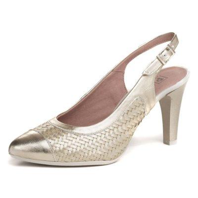 Zapatos Piel Toe Pitillos Verano zapatos Peep Pitillos Serpiente De 3Aq54jLR